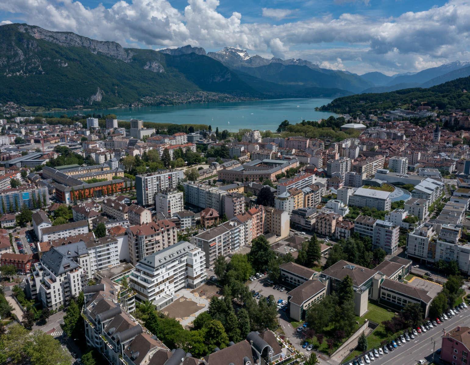Résidence L'Attitude à Annecy-le-Vieux