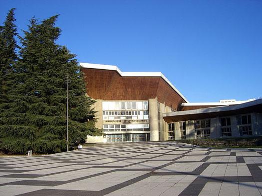 Bibliothèque de Saint-Martin-d'Hères (38400)