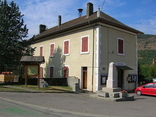 École de Vaulnaveys-le-Bas (38410)