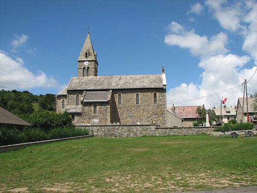 Église de Chollonge (38220)