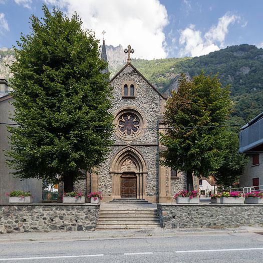 Église Livet-et-Gavet (38220)