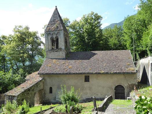 Église de Notre-Dame-de-Mésage (38220)