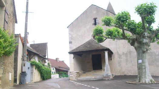 Église de Saint-Jean-de-Vaulx (38220)
