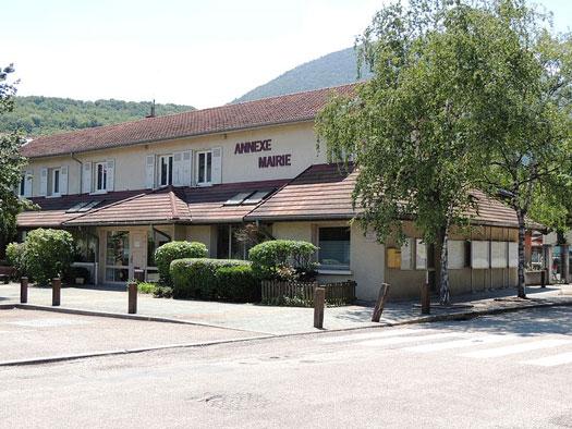 Mairie de Champ-sur-Drac (38560)