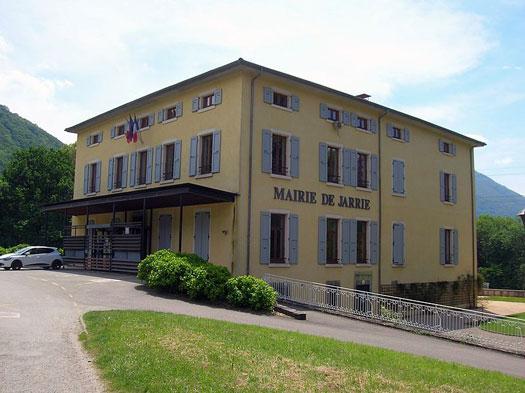 Mairie de Jarrie (38560)