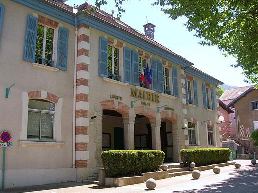 Mairie de Gières (38610)