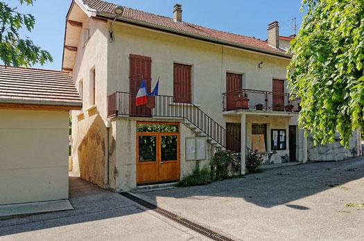 Mairie de Montchaboud (38220)