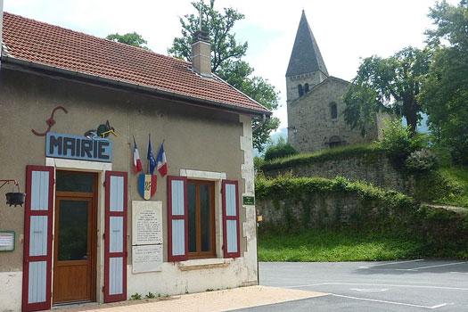 Mairie de Notre-Dame-de-Mésage (38220)