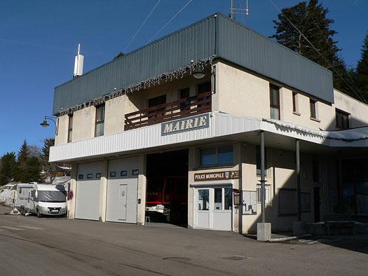 Mairie, Police et Pompiers de Chamrousse (38410)