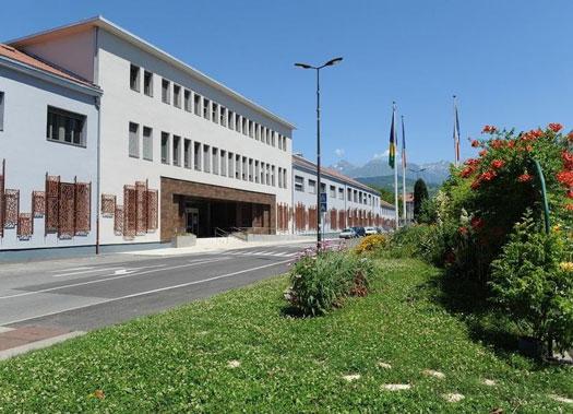 Mairie de Saint-Martin-d'Hères (38400)