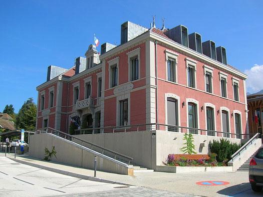 Mairie de Saint-Martin-d'Uriage (38410)