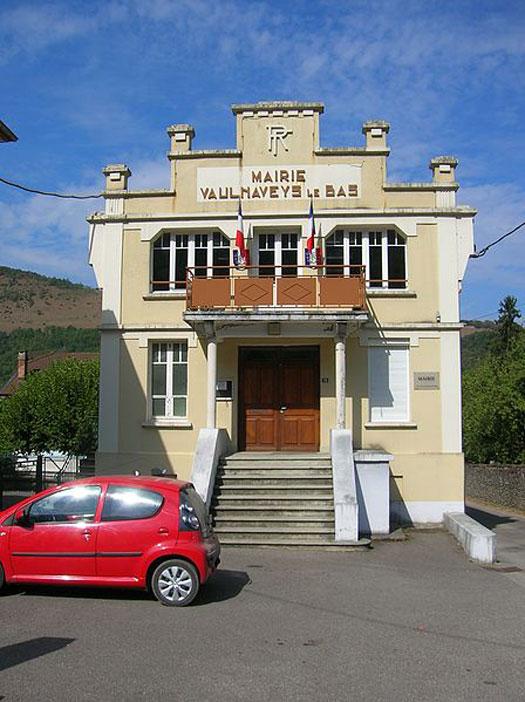Mairie de Vaulnaveys-le-Bas (38410)