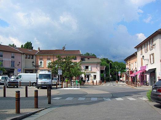 Centre-ville d'Eybens (38320)
