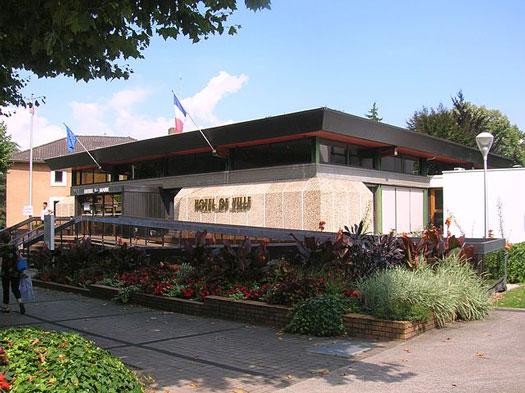 Mairie de la ville d'Eybens (38320)