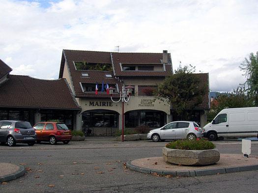 Mairie de la ville de Poisat (38320)