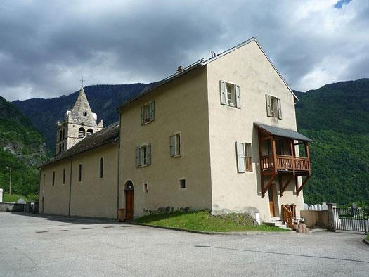 Église de la ville de Séchilienne (38220)