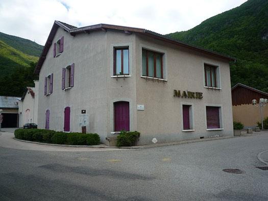 Mairie de la ville de Séchilienne (38320)