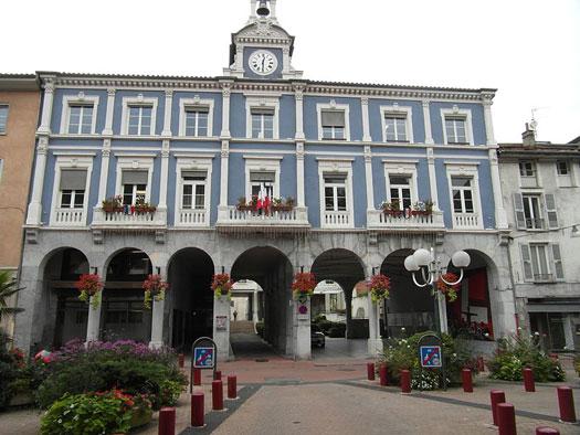Mairie de la ville de Vizille (38220)