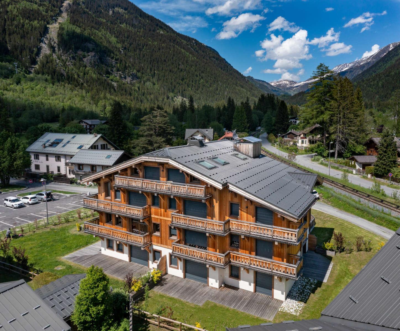 Le Green à Chamonix Mont-Blanc
