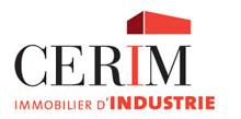 Logo CERIM immobilier d'entreprise