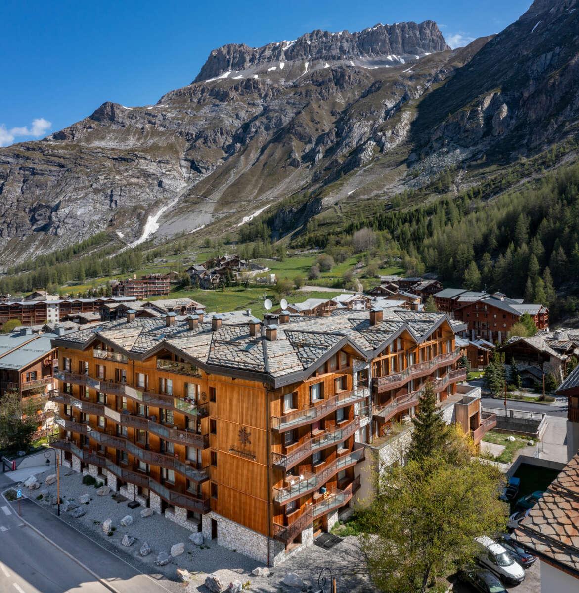 Le Cygnaski à Val d'Isère