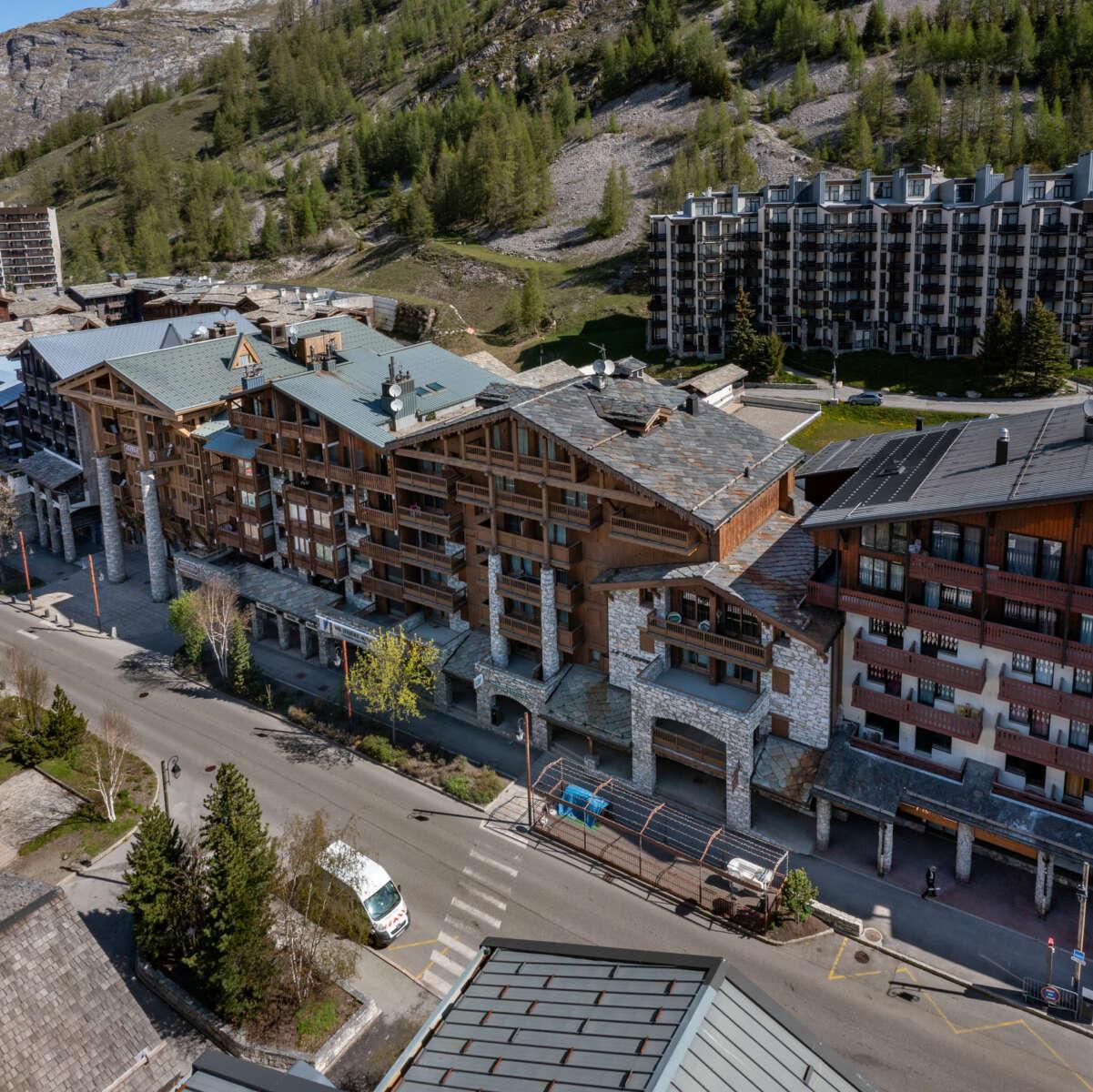 Le Télémark à Val d'Isère
